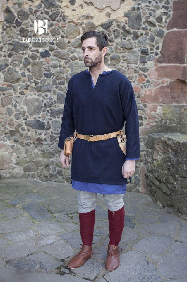 Tunique en laine Lodin en bleu M 2