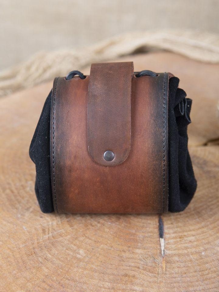 Pochette de ceinture noeud celtique antique 2