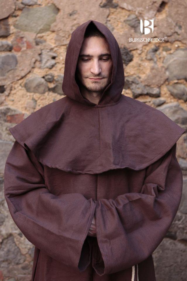 Habit de moine franciscain 2