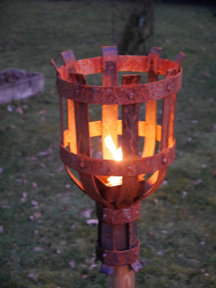 Torche Médiévale 2