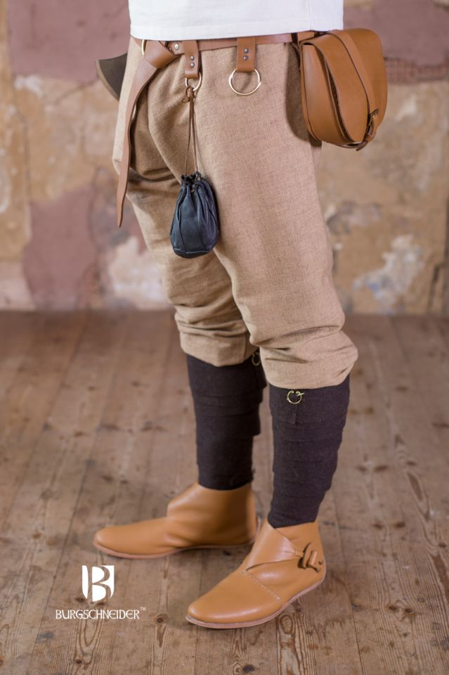 Pantalon Viking Thorsberg couleur  sable 2