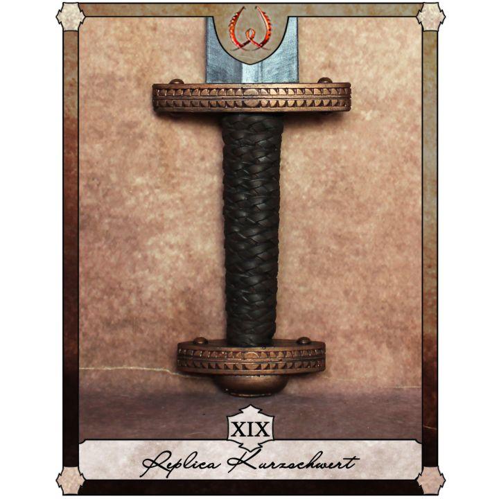 Réplique épée longue - Typ XIX 2