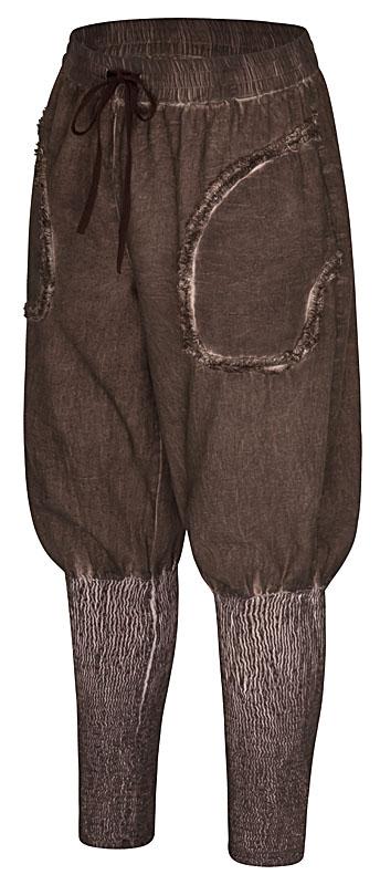 Pantalon Rurik en marron 2