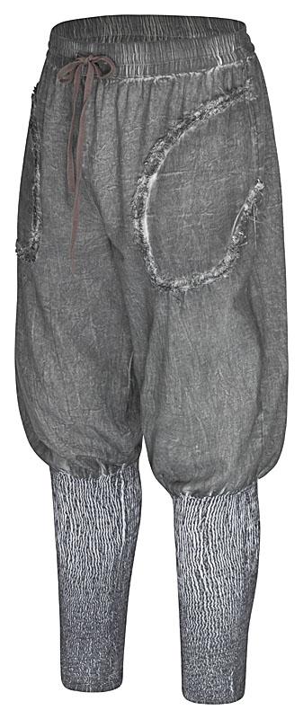 Pantalon Rurik en gris 2