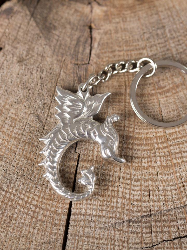 """Porte-clés """"Dragon celtique"""" 2"""