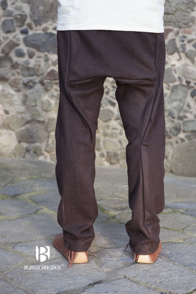 Pantalon Viking Fenris en marron 2