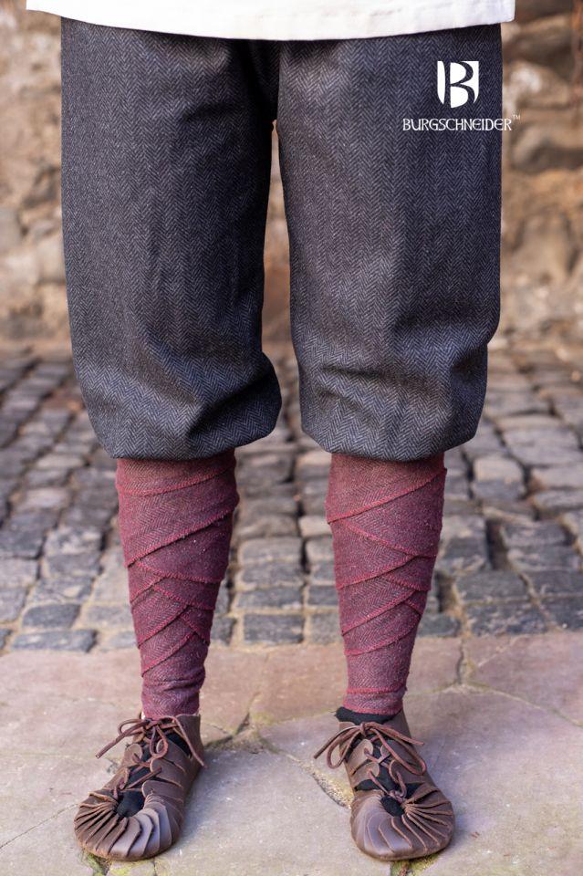Pantalon féminin Tilda chiné noir et gris 2