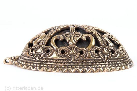 Broche ovale Viking 2