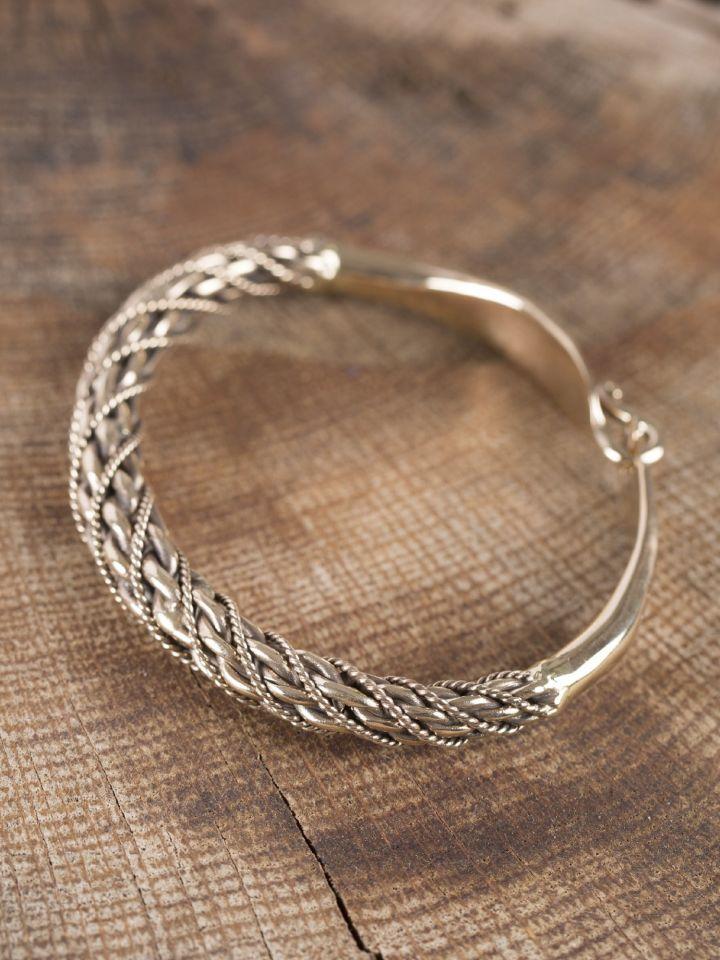 Bracelet Viking en bronze 2