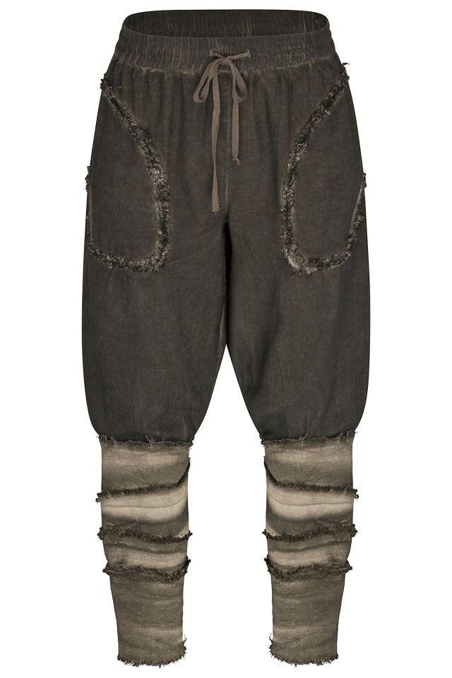 Pantalon Rurik en vert 2