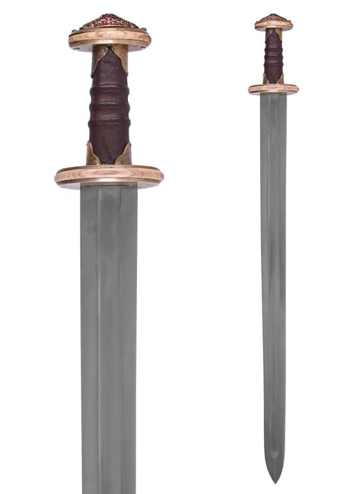 Épée Sutton Hoo, 7e siècle 3