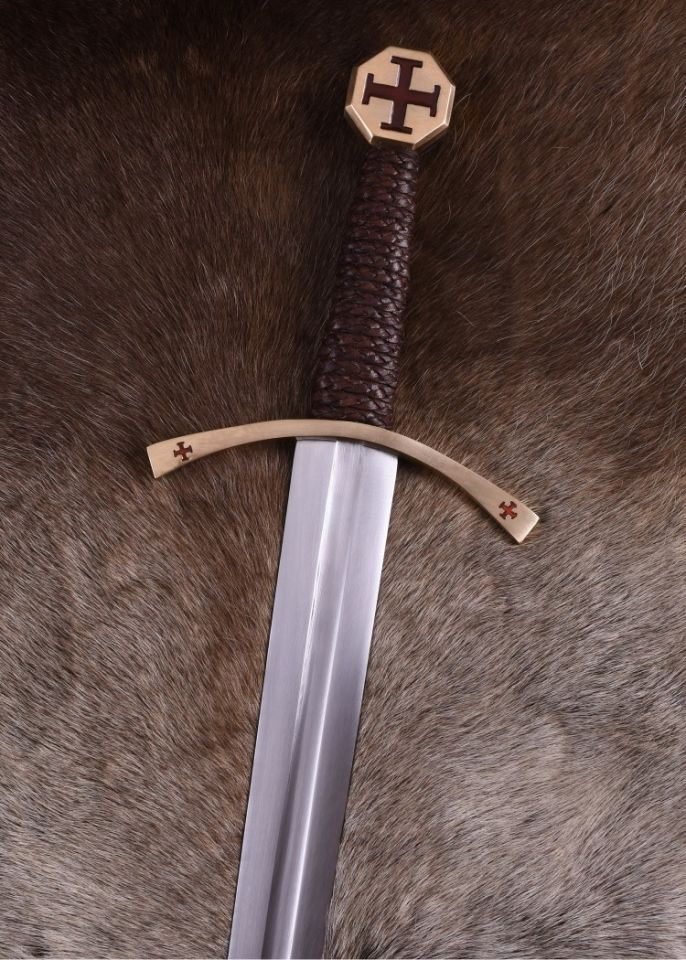 Épée des Templiers 3