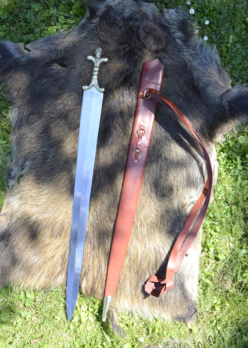 Epée celtique longue 3