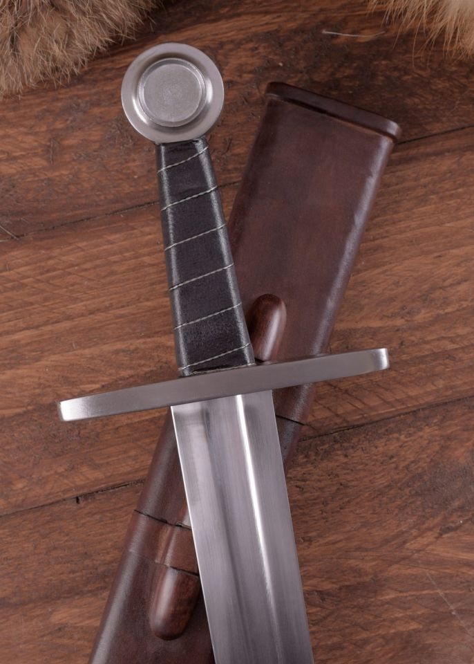 Epée de combat du haut moyen âge 3