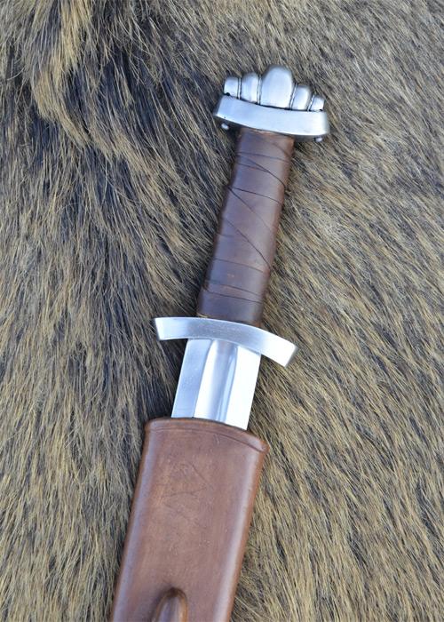 Epée Viking de combat, avec fourreau 3
