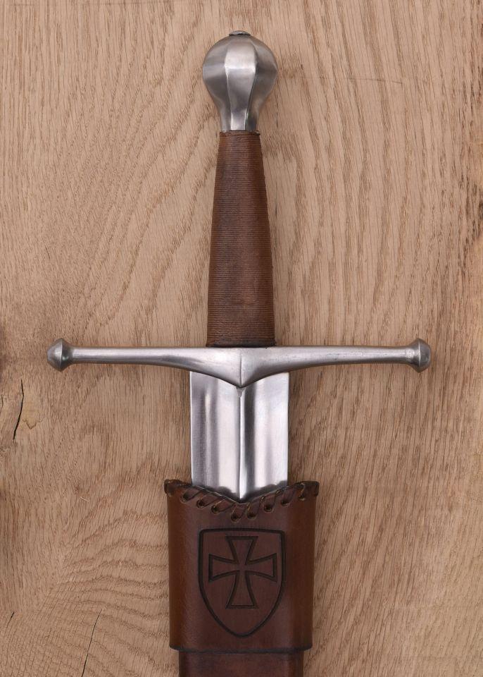 Épée médiévale allemande avec fourreau 3