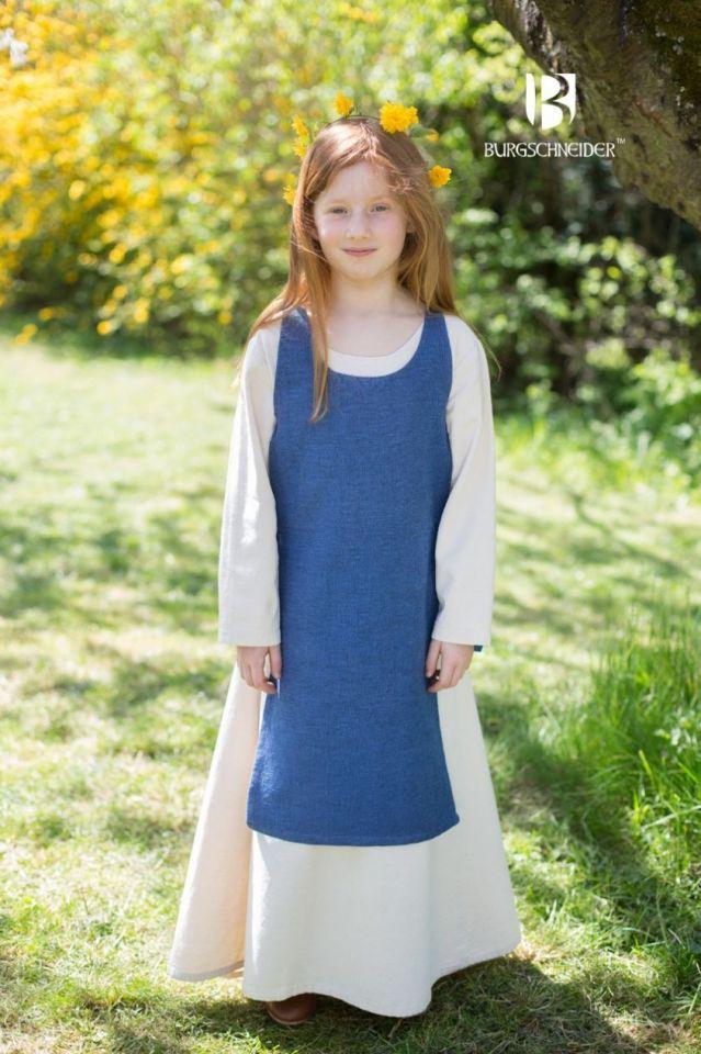 Ensemble robe Ylvi et chasuble Ylva 116 | lilas 3
