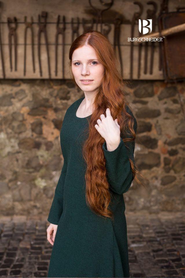 Surcot Freya en vert 3