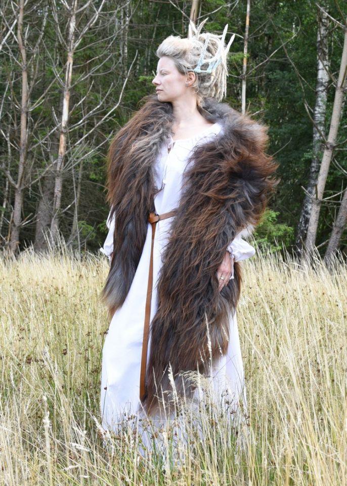 Robe Mara blanche 3