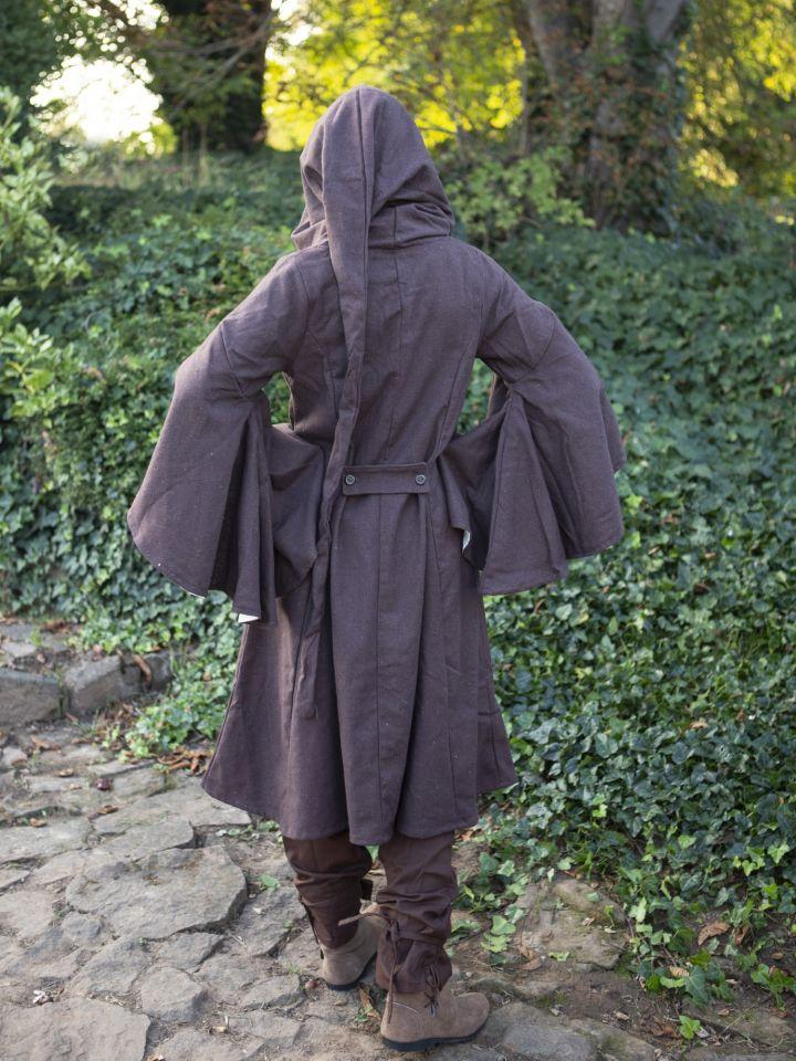Manteau de magicien en coton 3