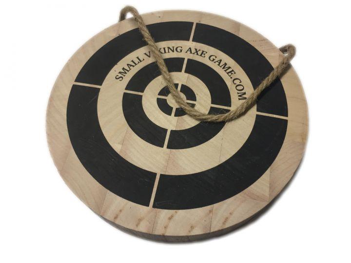 Coffre jeu de lancer mini haches Viking 3
