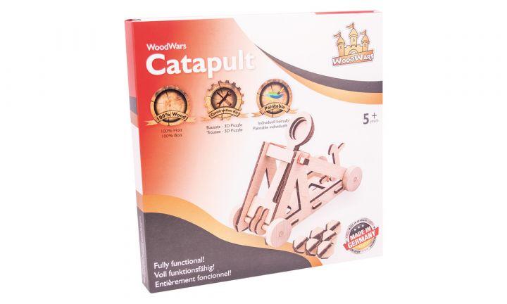 Catapulte jouet en kit 3