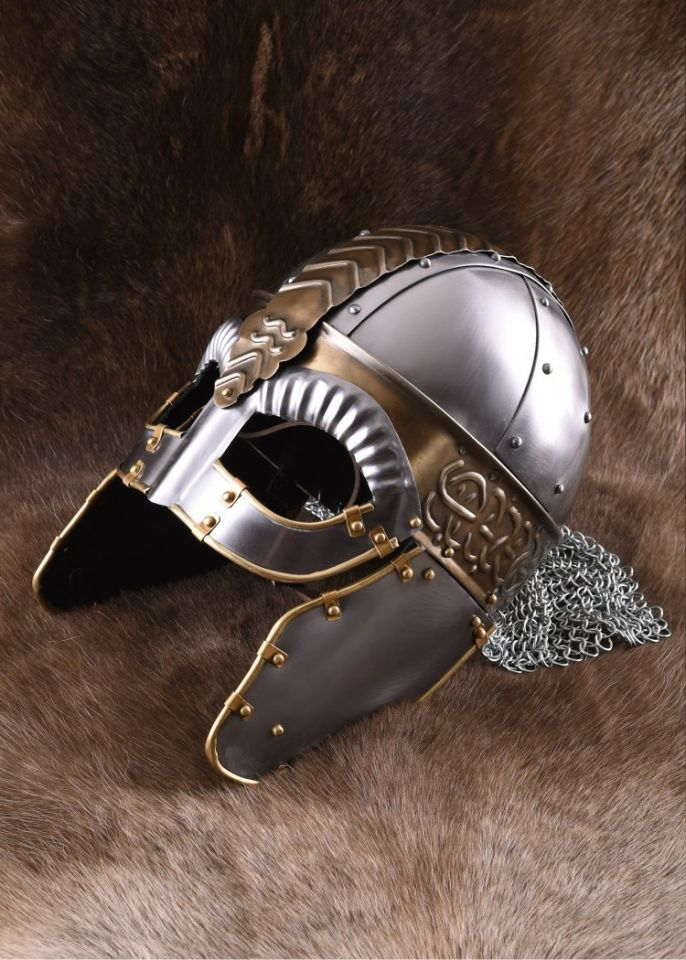 Casque Viking à lunettes 3