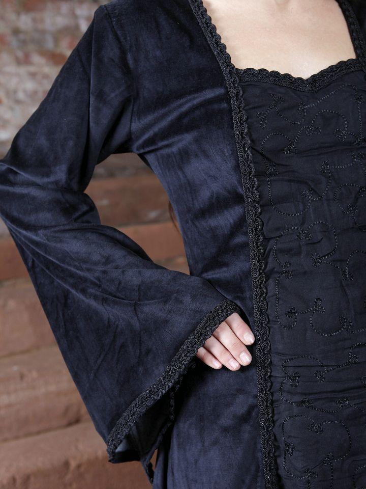 Robe de velours 3