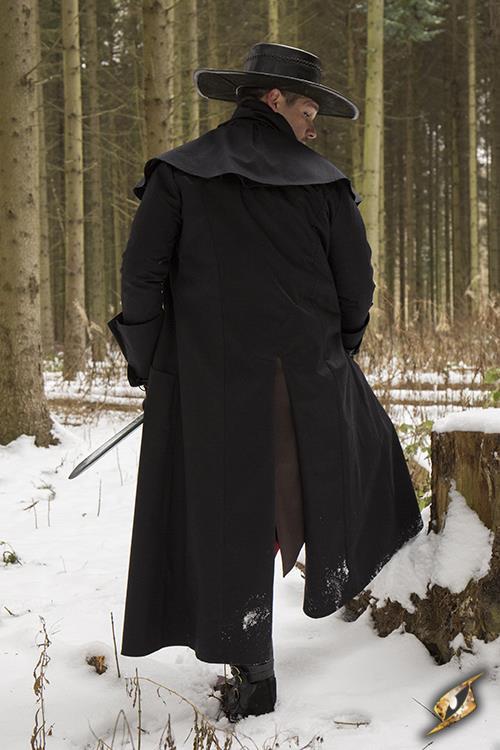 Manteau de Cocher 3