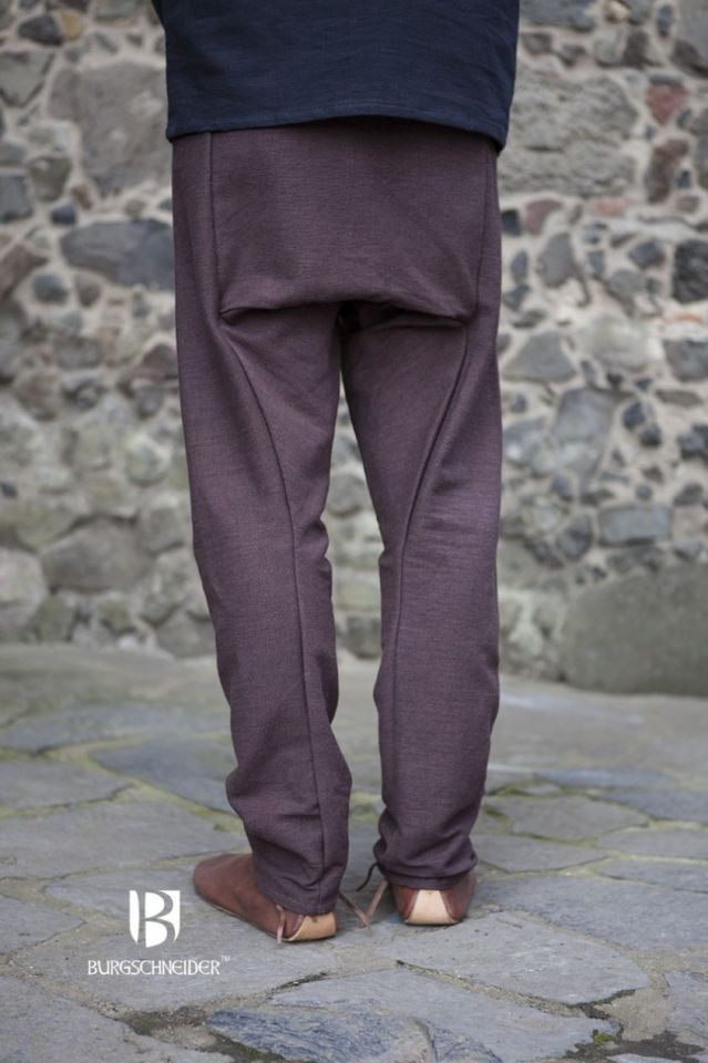 Pantalon Viking Thorsberg en marron XL 3