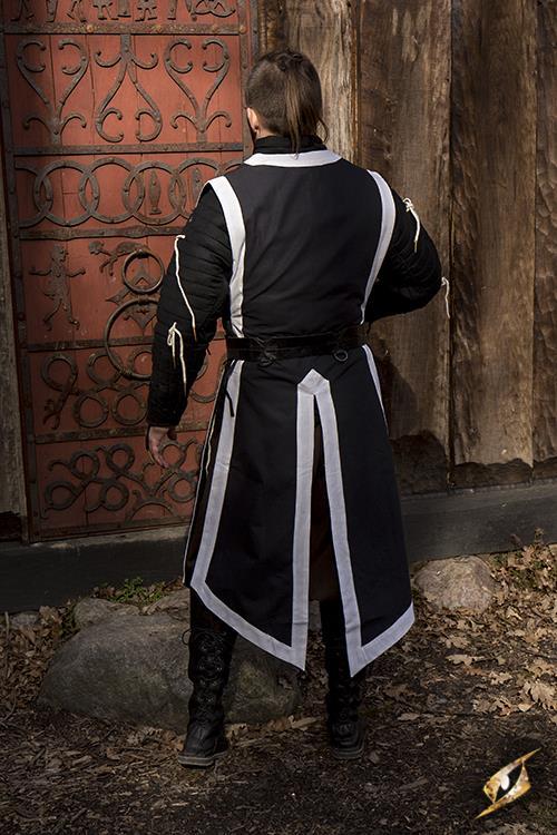 Tabard noir 3