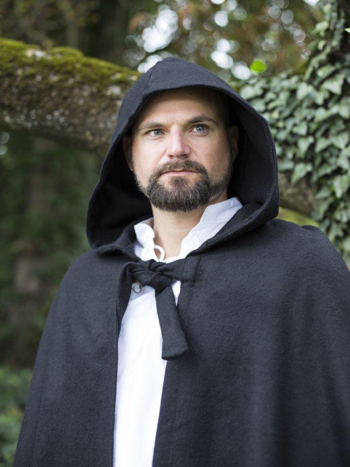 Manteau en laine avec capuche 3