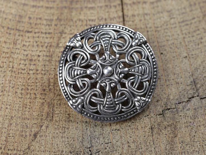 Broche Viking bronze 3