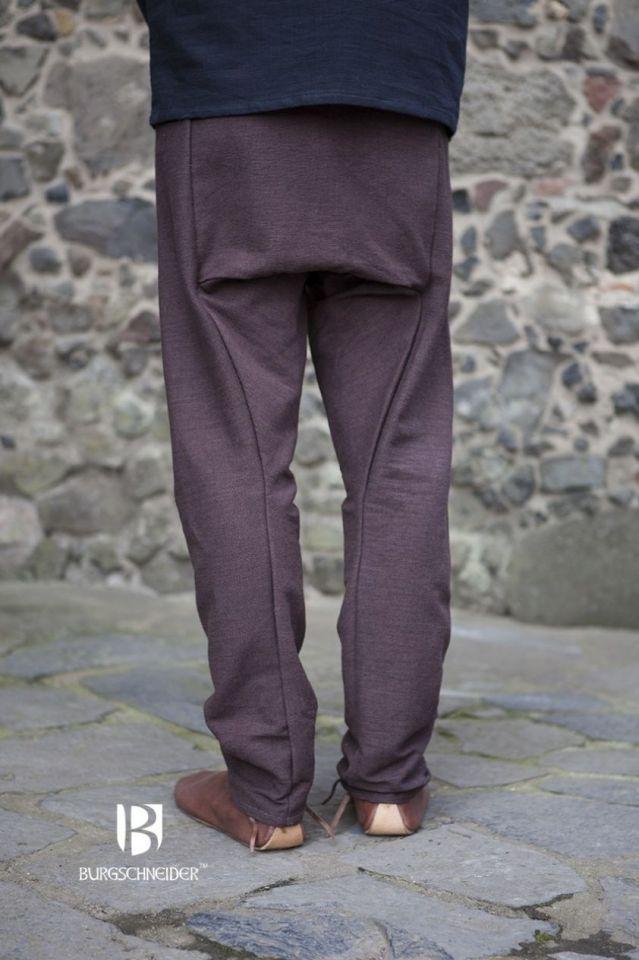 Pantalon Viking Thorsberg en marron S 3