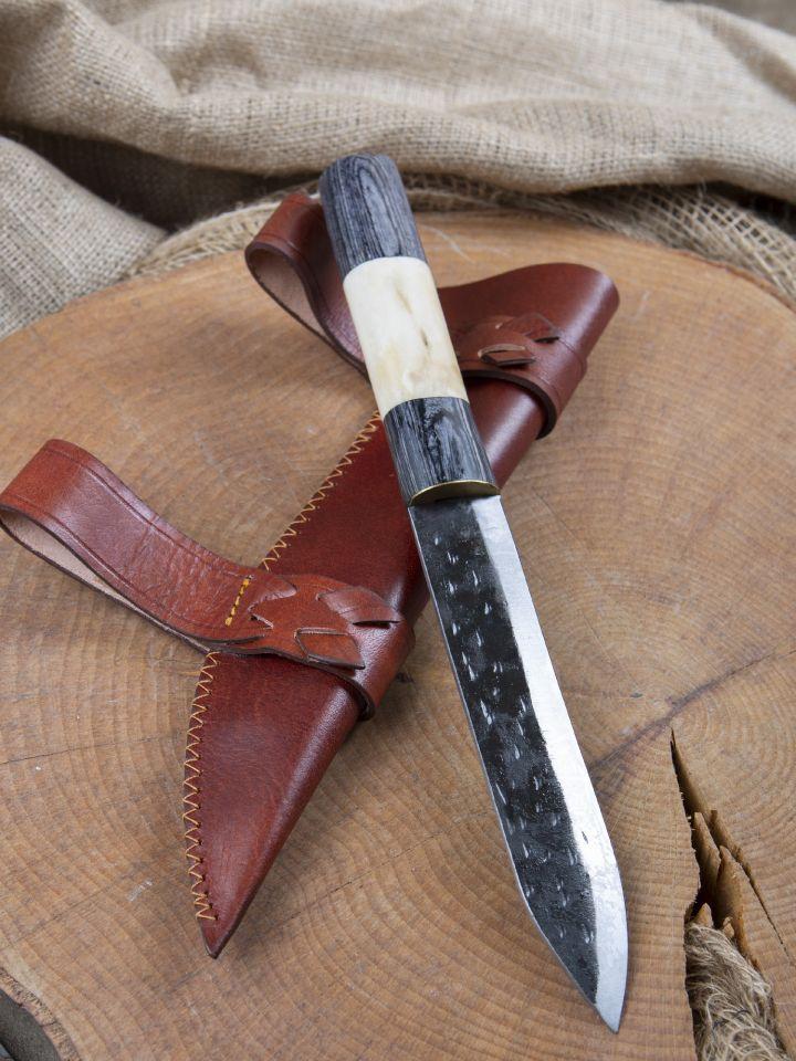 Sax avec manche en bois 3