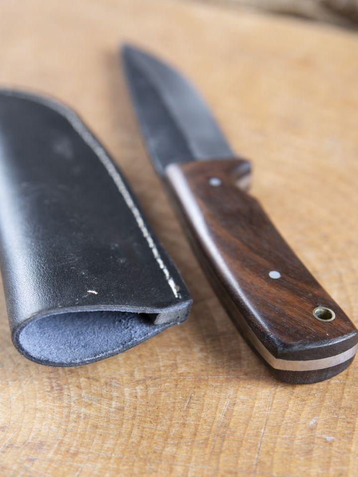 Couteau médiéval type II 3