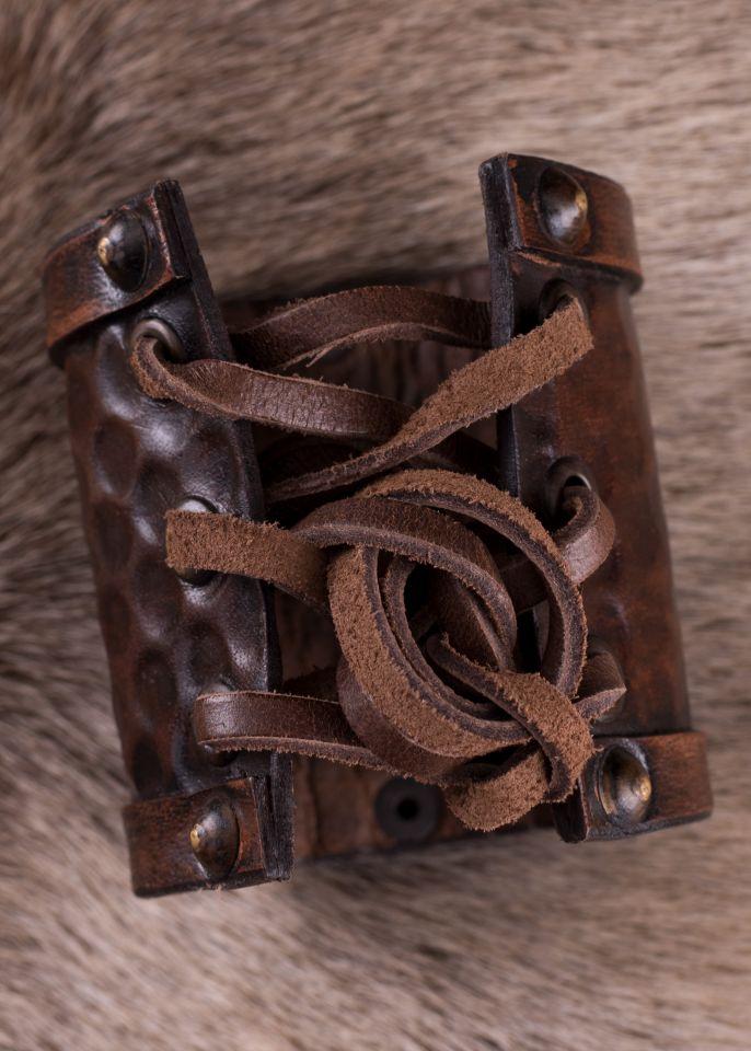 Protège-bras simple en cuir, petit modèle 3
