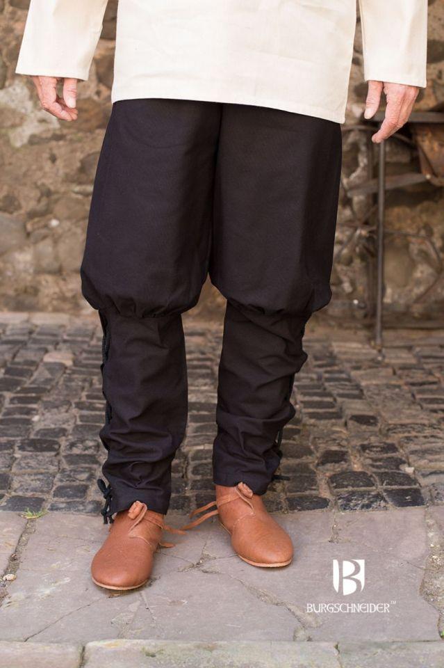 Pantalon bouffant Wigbold en noir S 3