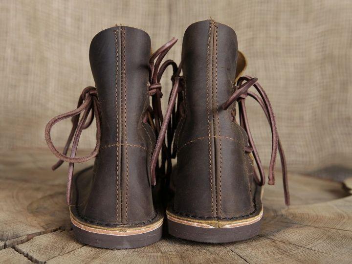 Chaussures médiévales poulaines 46 | marron 3