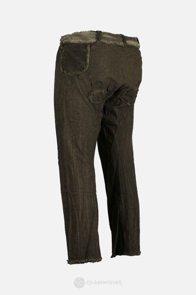 Pantalon Buri vert 3