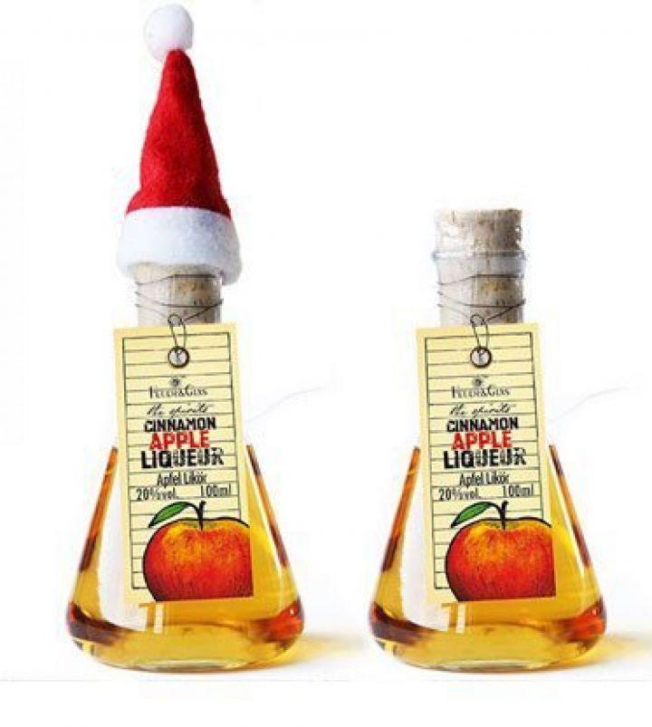 Liqueur de pomme à la cannelle 3
