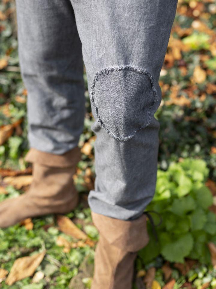 Pantalon Buri gris 3