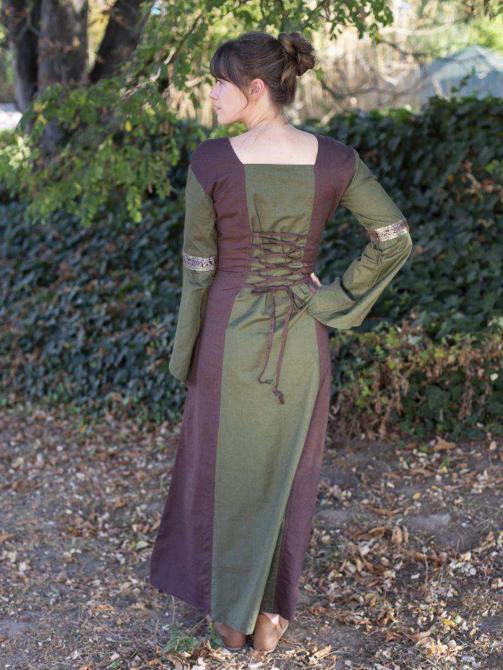 Robe médiévale à manches amovibles (version 3/4) 3