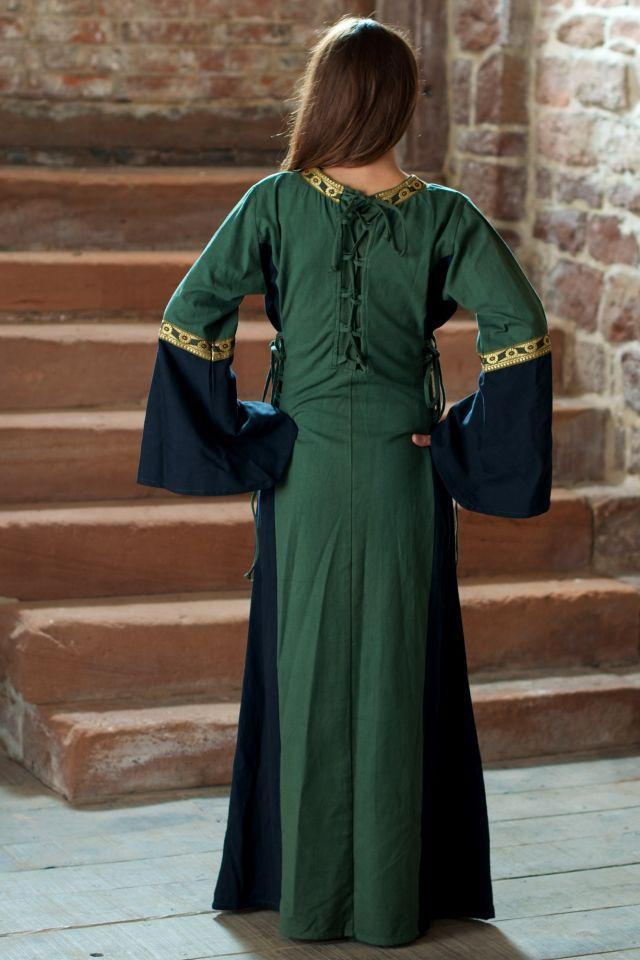 Robe médiévale Clarisse 3
