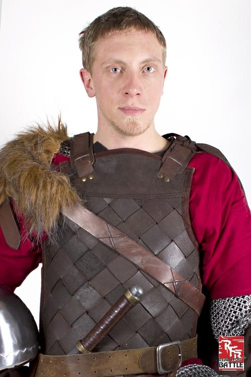 Armure Viking en cuir 3