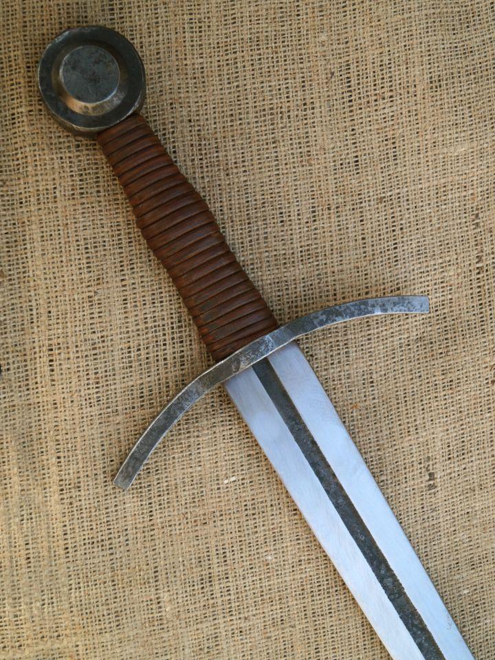 Épée à une main avec pommeau à disque SK-A 3