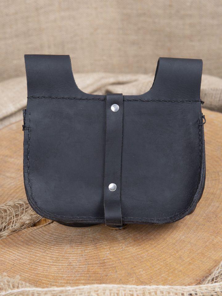 Sacoche de ceinture en noir 3