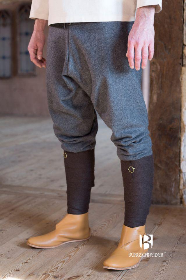 Pantalon Viking Fenris en gris L 3