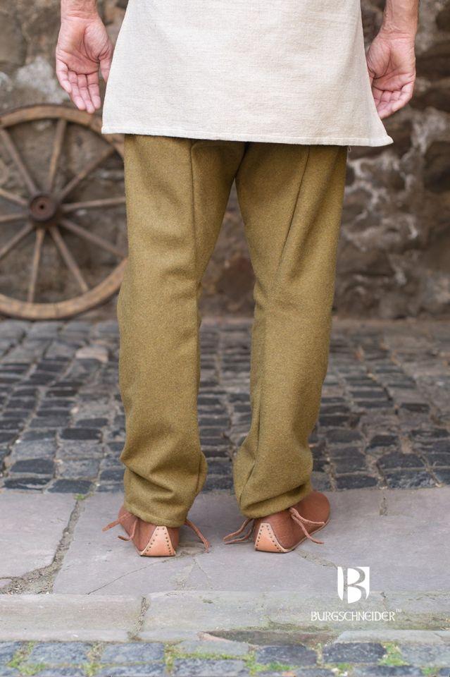 Pantalon Viking Fenris en vert 3