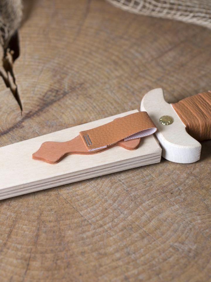 Dague en bois pour enfant 3